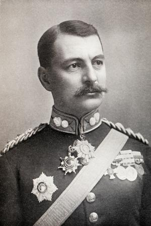 Sir Henry Rundle, from 'South Africa and the Transvaal War', Published 1900