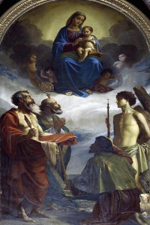 Vergine Auxilium Christianorum