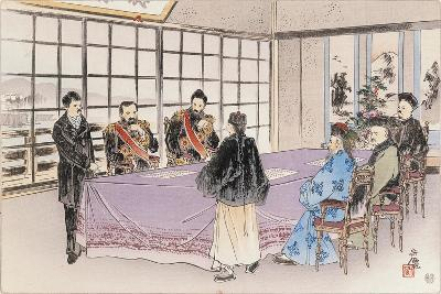 Treaty of Shimonoseki also known as Treaty of Maguan