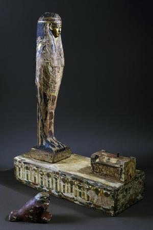 God Ptah-Sokar-Osiris