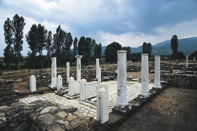 Ruins of a Minor Basilica