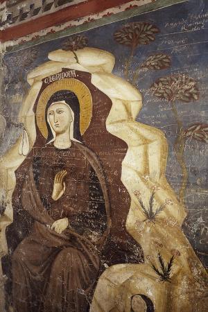 Saint Cleridona or Chelidonia