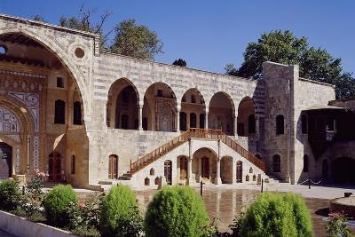 Emir's Private Family Quarters