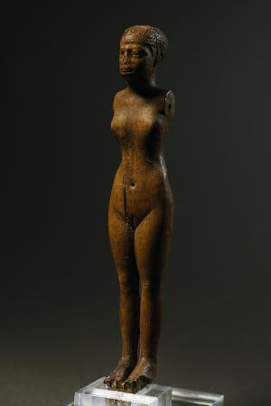 Female Figure Without Arms