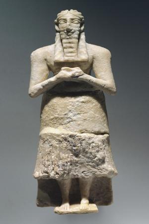 Statuette of a Male Figure