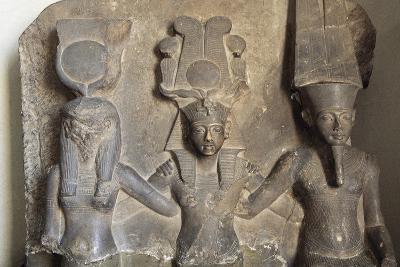 Stele of Horemheb's Coronation