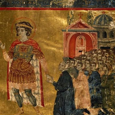 Homage to San Teodoro