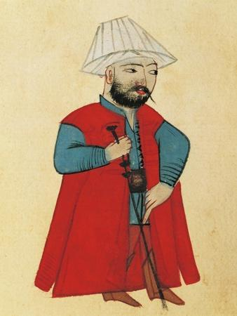 The Dwarf from the Ottoman Court