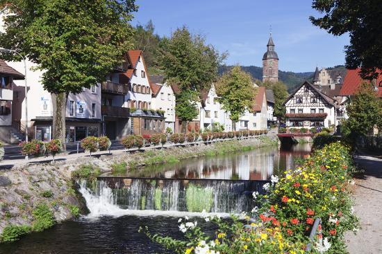 Oppenau, Black Forest, Baden Wurttemberg, Germany, Europe