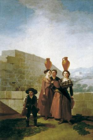 The Women Water Carriers