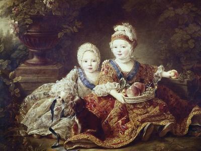 French Kings to Be: Louis XVI and Louis XVIII as Babies