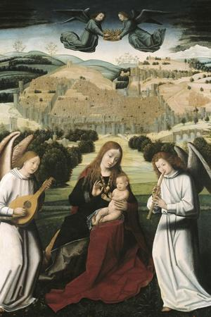 The Virgin of Granada