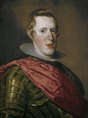 King Philip IV of Spain