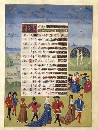 Hours of Adelaide of Savoy