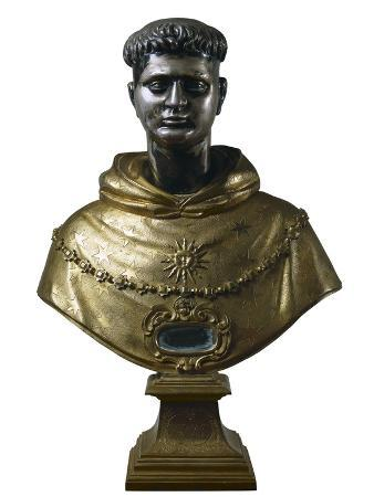 Reliquary Bust of Saint Thomas Aquinas (1225-1274)