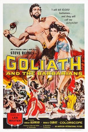 Goliath and the Barbarians