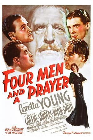 Four Men and a Prayer