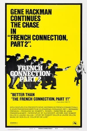 French Connection II, 1975