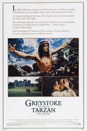 Greystoke: the Legend of Tarzan