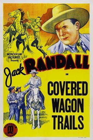 Covered Wagon Trails