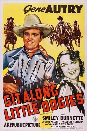 Git Along Little Doggies