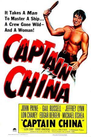 Captain China