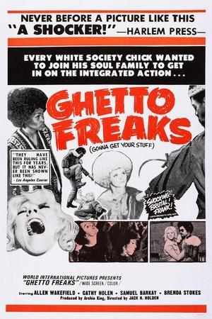 Ghetto Freaks