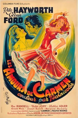 The Loves of Carmen (aka Les Amours De Carmen)