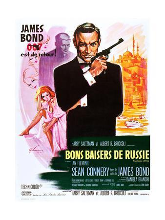 From Russia with Love (aka Bons Baisers De Russie)