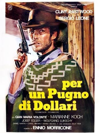A Fistful of Dollars (aka Per Un Pugno Di Dollari)