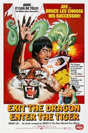 Exit the Dragon