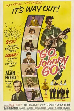 Go, Johnny, Go!