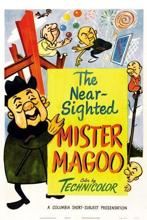 The Nearsighted Mister Magoo