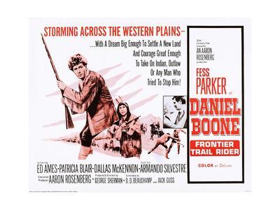 Daniel Boone: Frontier Trail Rider