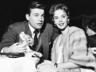 Robert Wagner and Natalie Wood, Mid 1950S