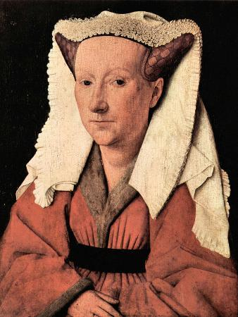 Portrait of Margaretha Van Eyck
