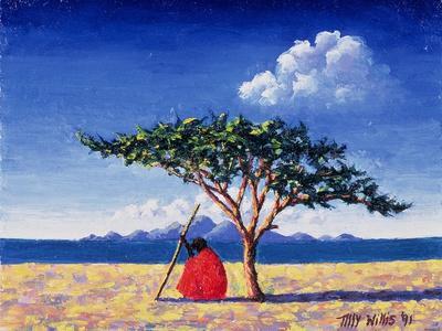 Under the Acacia Tree, 1991
