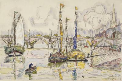 Le port de Bordeaux