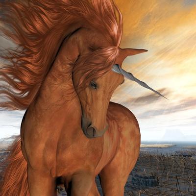 Burnt Sky Unicorn
