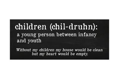 Children Definition
