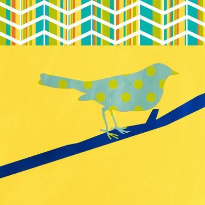 Teal Bird II