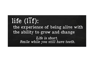 Life Definition
