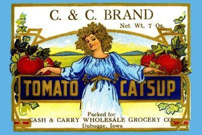 C and C Brand Tomato Catsup