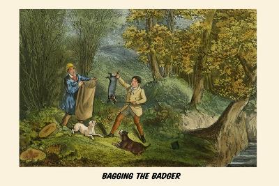 Bagging the Badger