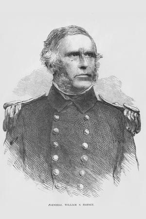 General William S. Harney