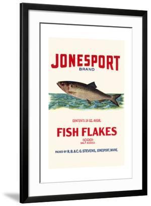 Jonesport Fish Flakes Posters Allposters Com