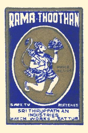Hanuman - Rama Thoothan