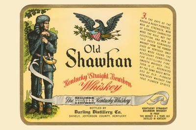 Old Shawhan Kentucky Straight Bourbon Whiskey