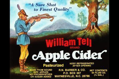 William Tell Apple Cider