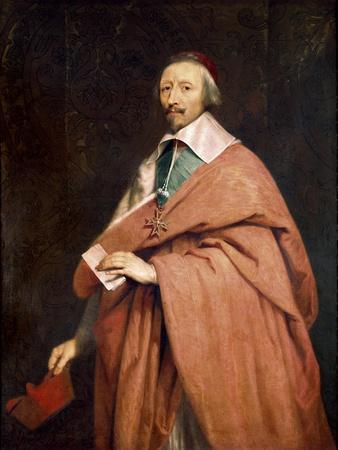 Armand Jean Du Plessis, Cardinal De Richelieu